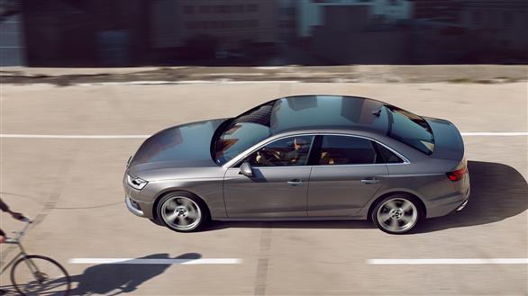Yeni A4 Sedan